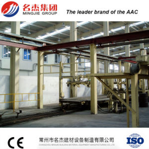 AAC Block Production Line Fully Automatic Fly Ash Brick Making Machine pictures & photos