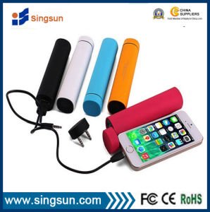 Portable Mini Speaker with Power Bank for iPhone and Sony Samsung Blackberry OEM