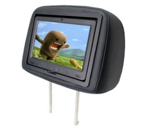 "9"" Touch Screen Headrest Tablet PC for Bus with 3G, WiFi pictures & photos"