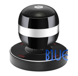 New Attractive Design Wireless Charging Bluetooth Magnetic Levitating Speaker
