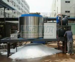 Large Ice Making Capacity Flake Ice Evaporator with Stainess Steel pictures & photos