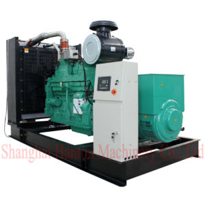 Cummins KTAA19 CNG LNG Methane gas engine 300KW genset generator pictures & photos