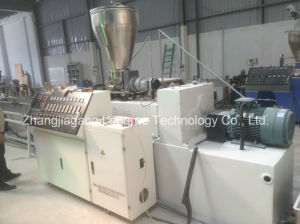 2017 New PVC Edge Banding Extruion Line pictures & photos