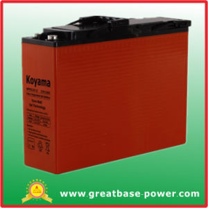 110ah 12V Front Terminal Gel Battery pictures & photos