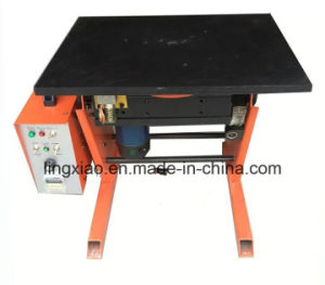 Ce Certified Welding Turning Table Welding Positioner (special square table) pictures & photos