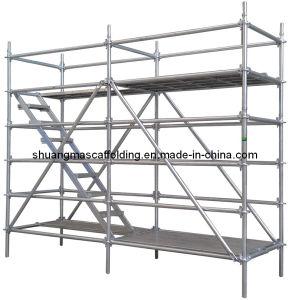 En12810 Construction Platform Ringlock Modular Scaffolding pictures & photos