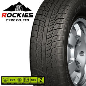 Studless Radial Passenger Winter Car Snow PCR Tyre/Tire (195/65R15)
