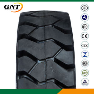Gnt Gt702 Industrial Tyre7.50-16/7.00-16/9.00-16 Solid Tire Forklift Tire pictures & photos