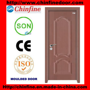 Moulded Doors with High Quality (CF-MD02) pictures & photos