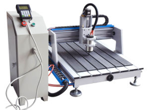 Mini CNC Engraving Machine for Adveristing Fx9060d pictures & photos