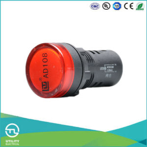 Utl E Type Indicator Light with Different LED Colours Supply Different Light Voltage pictures & photos