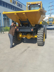 10.0ton Front Site Dumper Small Cart for Sale pictures & photos