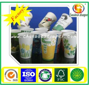 270g Jelley Cups PE Coated Cup pictures & photos