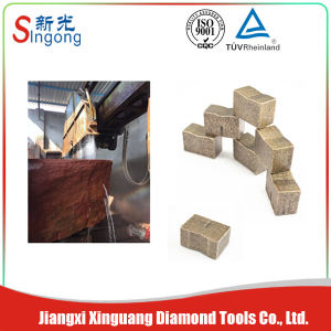 High Efficiency Diamond Segment for Hard and Soft Granite pictures & photos