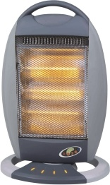 Halogen Heater with CE Certificate, Electrical Portable Heater
