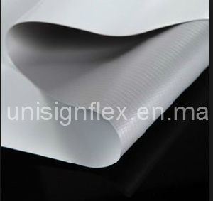 Advertising Frontlit Flex Banner (LFG35/440) pictures & photos
