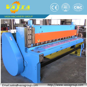 High Precision Iron Cutting Machine with Best Price From Vasia Machinery pictures & photos