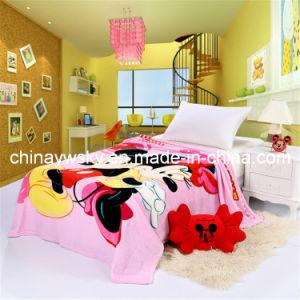 Design Coral Fleece Blanket (CR1403) pictures & photos
