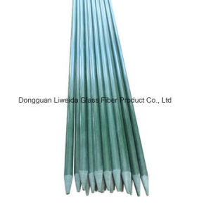 Light Weight Fiberglass FRP GRP Garden, Plant Stake for Support pictures & photos