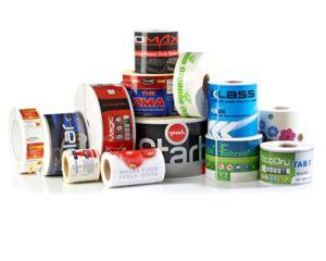 Self Adhesive Cosmetics Sticker Label pictures & photos