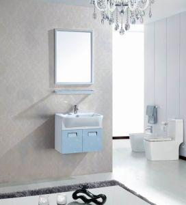 Space Aluminum Bathroom Cabinet Wg-8106