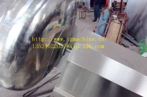 Chocolate Coating Pan Nut Coating Machine pictures & photos