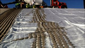 Soft Geotextile Geotube for Solid Dam Engineering pictures & photos