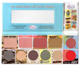 The Blam Cosmstic in The Blam of Your Hand 6 Colors Eyeshadow pictures & photos