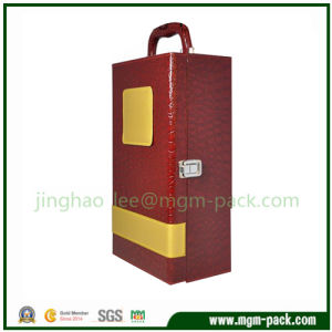 Mixed-Color Color New Type Wooden Wine Box pictures & photos