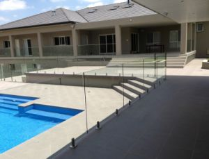 Clear Tempered Pool Fence Glass pictures & photos