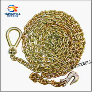 Welded Alloy Steel G70 Tie Down Transport Chain pictures & photos