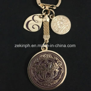Custom Made Metal Animal Keychain pictures & photos