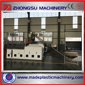Low Price PVC WPC Crust Foam Board Production Extrusion Line pictures & photos