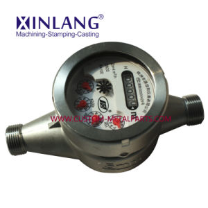 Single Jet Water Meter, CE Approval