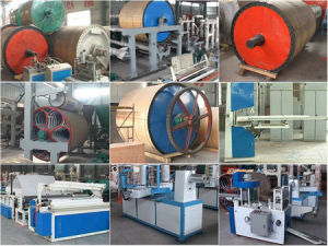 Corrugated Paper Machine, Kraft Paper Machine Henan Zhengzhou pictures & photos