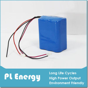 Medical Device Icr18650 2600mAh 22.2V Li-ion Battery Pack