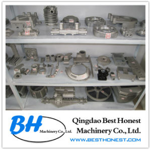Aluminum Casting Water Pump Housing (Die Casting / Sand Casting) pictures & photos