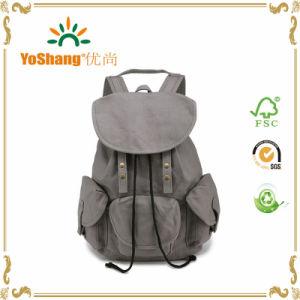2017 Backpacks Unisex Canvas Bag Muchila Men Women Casual Bagpack Vintage Mochilas Escolar Schoolbags for Teenagers pictures & photos