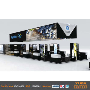 Booth Stand Display Design for Country Pavilion in Shanghai pictures & photos