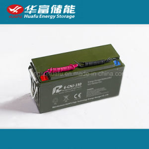 12V 150ah Runchun Brand Solar Use Gel Battery pictures & photos