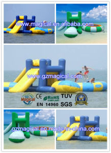 High Quality Inflatable Floating Water Slide Inflatable Water Game Inflatable Water Toys (MIC-053) pictures & photos