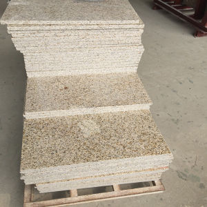 Polished G682 Chinese Yellow Granite Tiles for Flooring and Wall pictures & photos