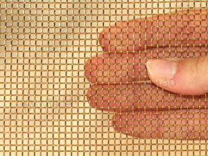 Brass, Copper, Phosphor Bronze Mesh Wire Mesh pictures & photos