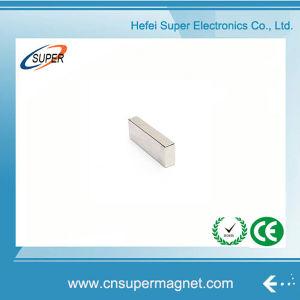 China N38 Epoxy Coating Neodymium Block Magnet pictures & photos