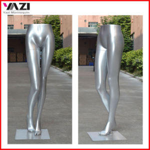 Glossy Fiberglass Female Pants Mannequin for Pants Display pictures & photos