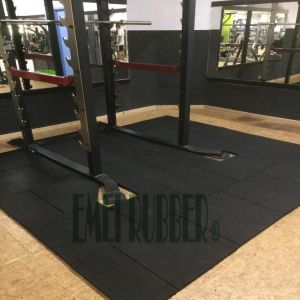 Heavy Duty Large Exercise Rubber Mat pictures & photos