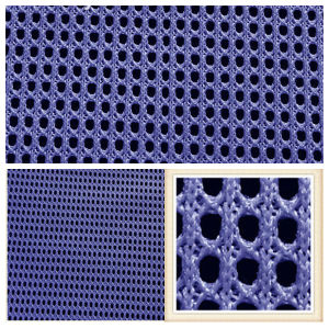 Breathable Polyester Mesh Fabric for Sport Shoes Seat Cover pictures & photos