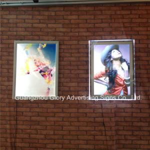 Aluminium Click Advertising Snap Frames pictures & photos