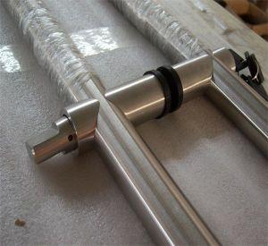 Stainless Steel Sliding Door Handle Lock