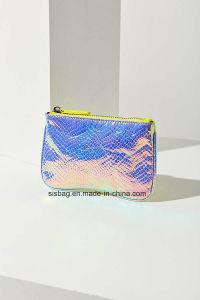 Designer Snake PU Pouch Bag Colorful Purse Bag pictures & photos